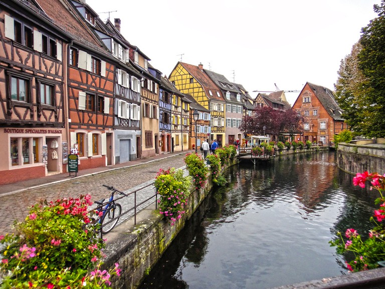 Colmar, France | © Fonzie D/Flickr