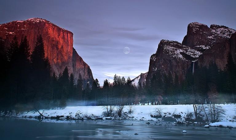 El Capitan, Yosemite National Park, California, USA | © Anita Ritenour/Flickr