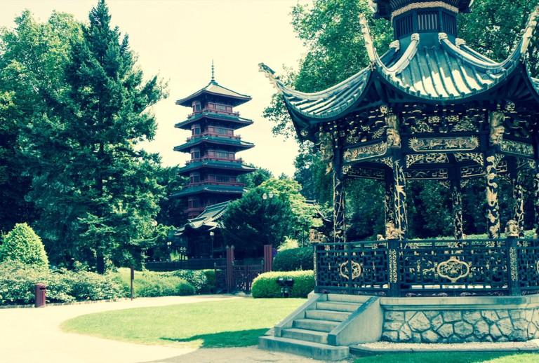 Garden of The Japanese Tower | Jirka Matousek/Flickr