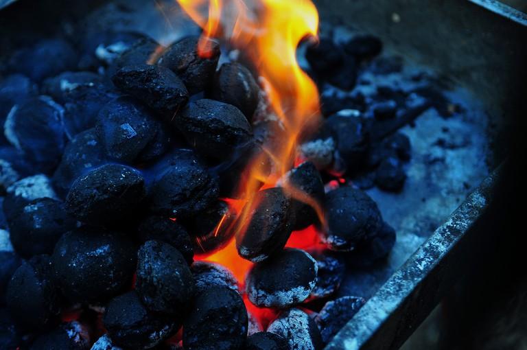 BBQ Charcoal | © tookapic/Pixabay
