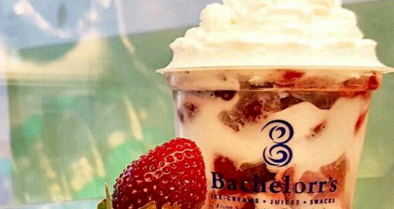 Iconic Strawberry Cream | Zomato Image