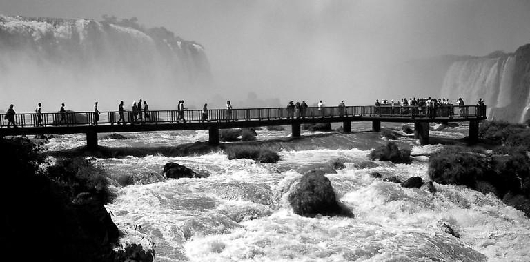 Devil's Throat, Iguazu Falls | © Vincent Huang/Flickr