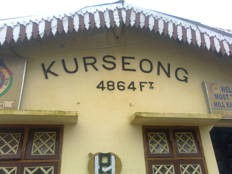 Kurseong Railway Station | © PP Yoonus / WikiMedia Commons