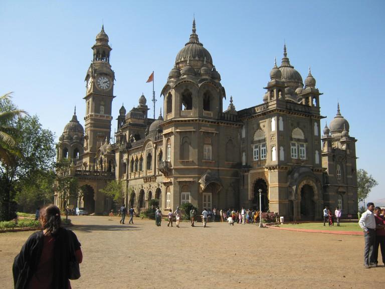 New Palace Kolhapur