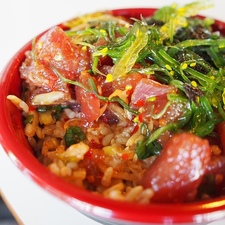 A pokē bowl | © ayustety/Flickr