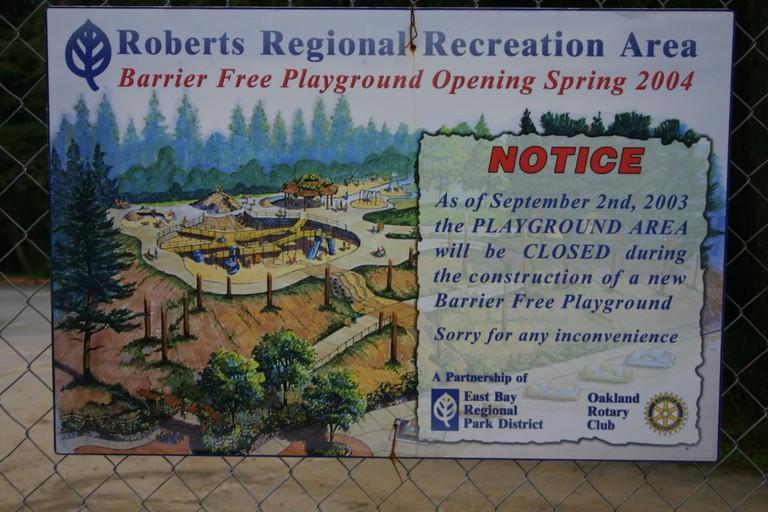 Roberts Regional Recreation Area © East Bay Regional Parks District/Flickr