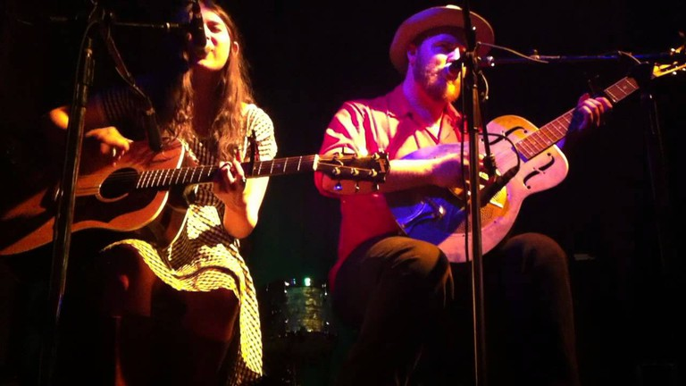 Driftwood Singers at The Starry Plough ©Brian Bauer/YouTube