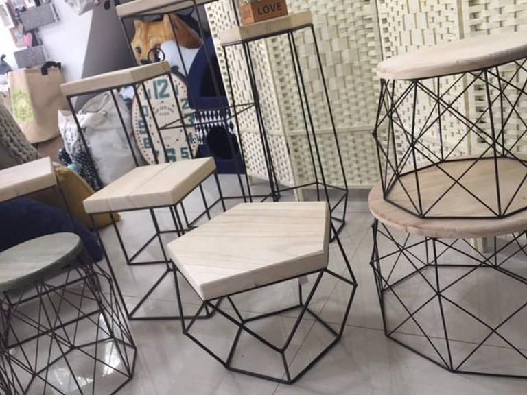 Sculptured Tables