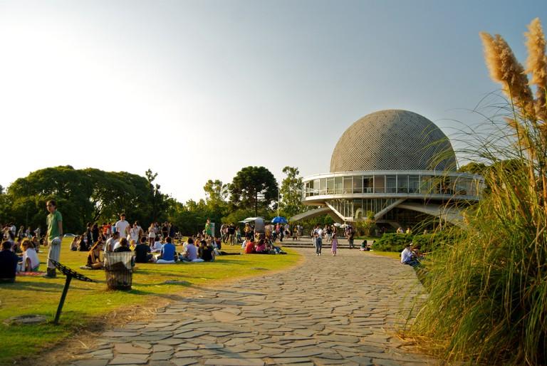 Galileo Galilei Planetarium   © Beatrice Murch/WikiCommons