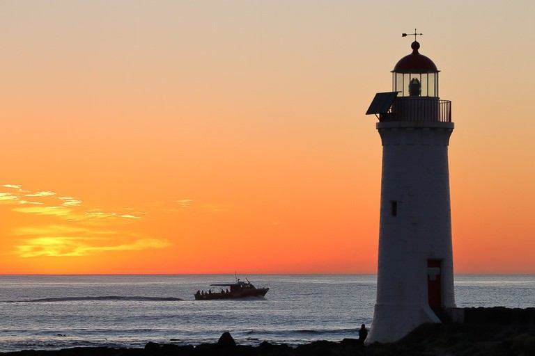 Port Fairy Light House on Griffith Island | ©Ed Dunens/ flickr