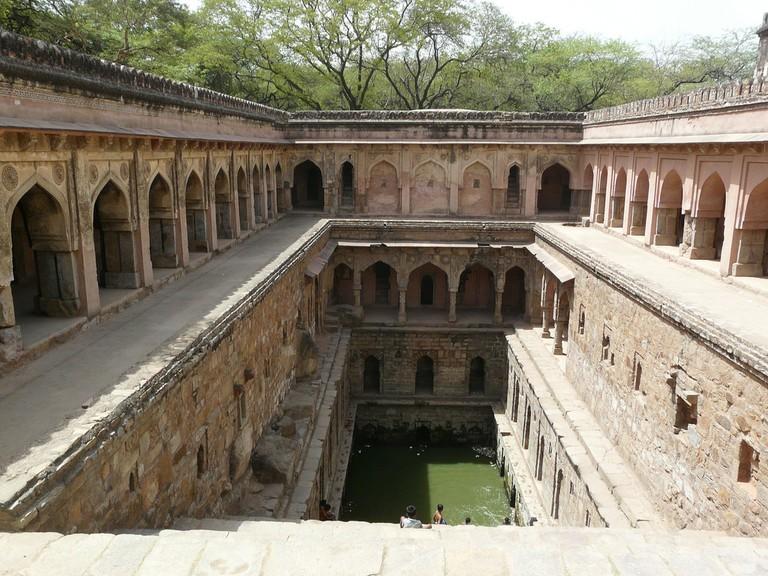 Rajon ki Baori | © Varun Shiv Kapur / Flickr