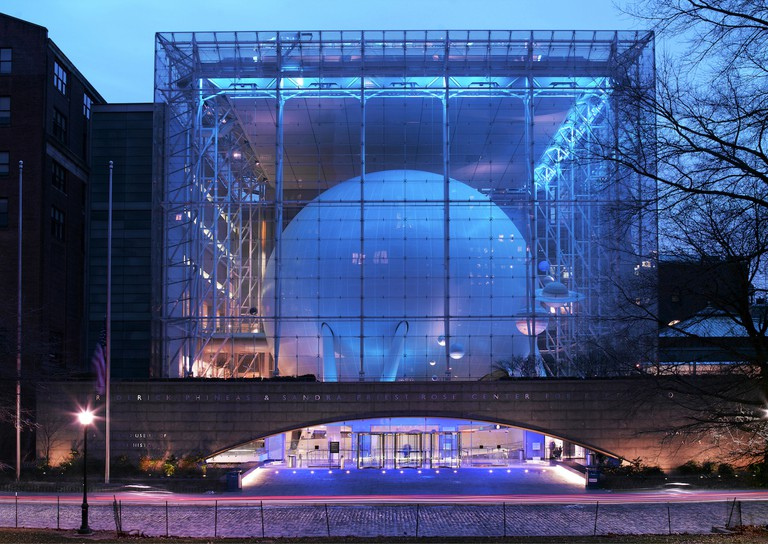 Hayden Sphere at Night | © Carol M. Highsmith, United States Library of Congress/WikiCommons