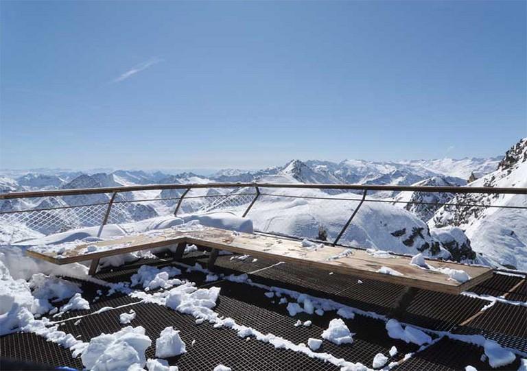 Top of Tyrol, Austria | © 準建築人手札網站 Forgemind ArchiMedia/Flickr