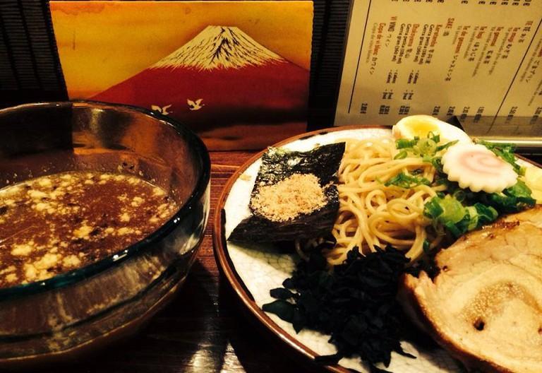 Tsukemen Cold Ramen|Courtesy of Ramen-Ya HIRO