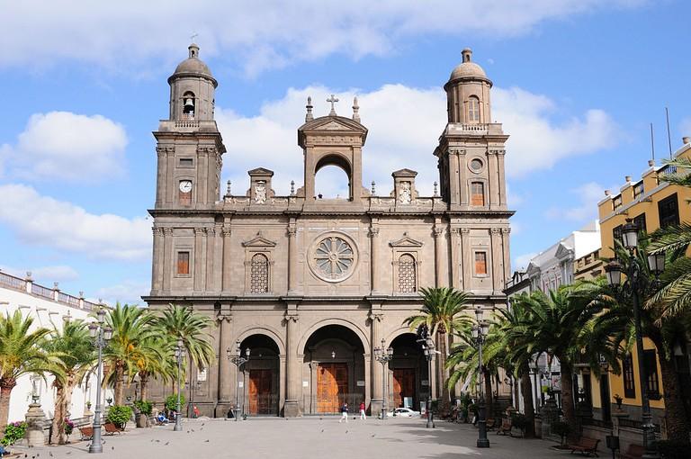 Santa Ana Catedral de Canarias | © Alejandroclemente/WikiCommons