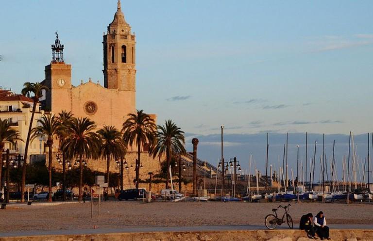 Sitges   © MARIA ROSA FERRE / WikiCommons