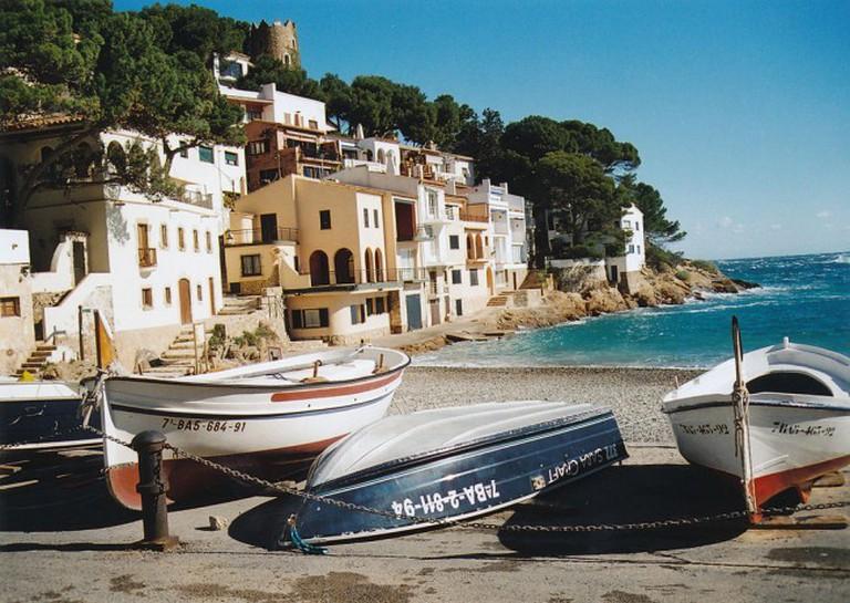 Sa Tuna beach   © Gordito1869 / WikiCommons