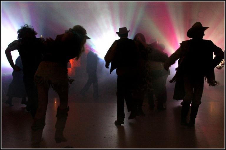 Barn Dancin' | © Ben Salter/Flickr