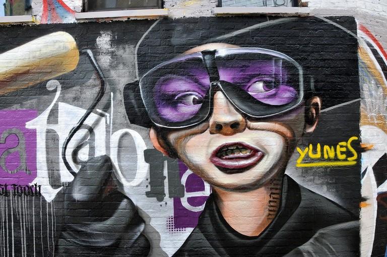 Ghent Street Art | © FaceMePLS|Flickr