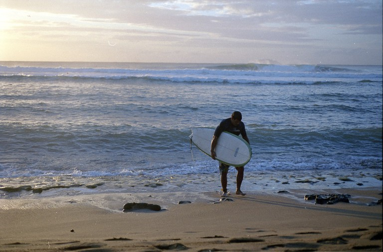 Surfer at Rincón | © Marco/Flickr