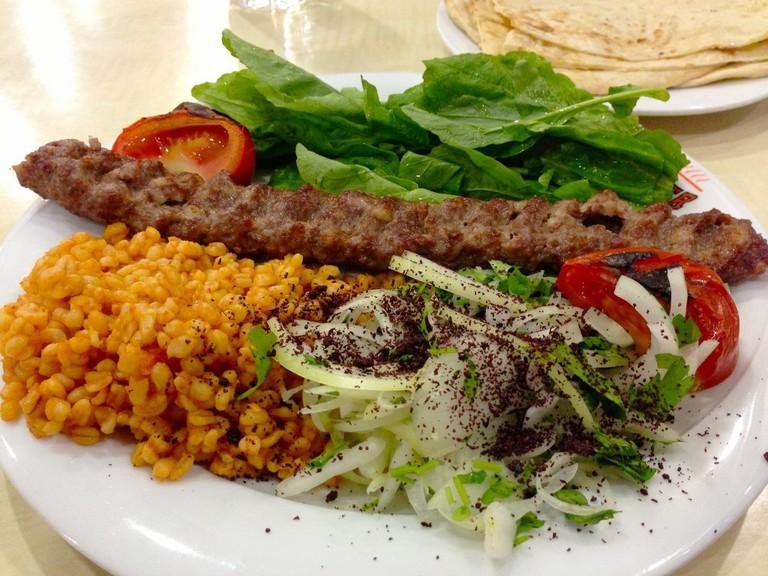 Adana kebab | © LWYang/Flickr