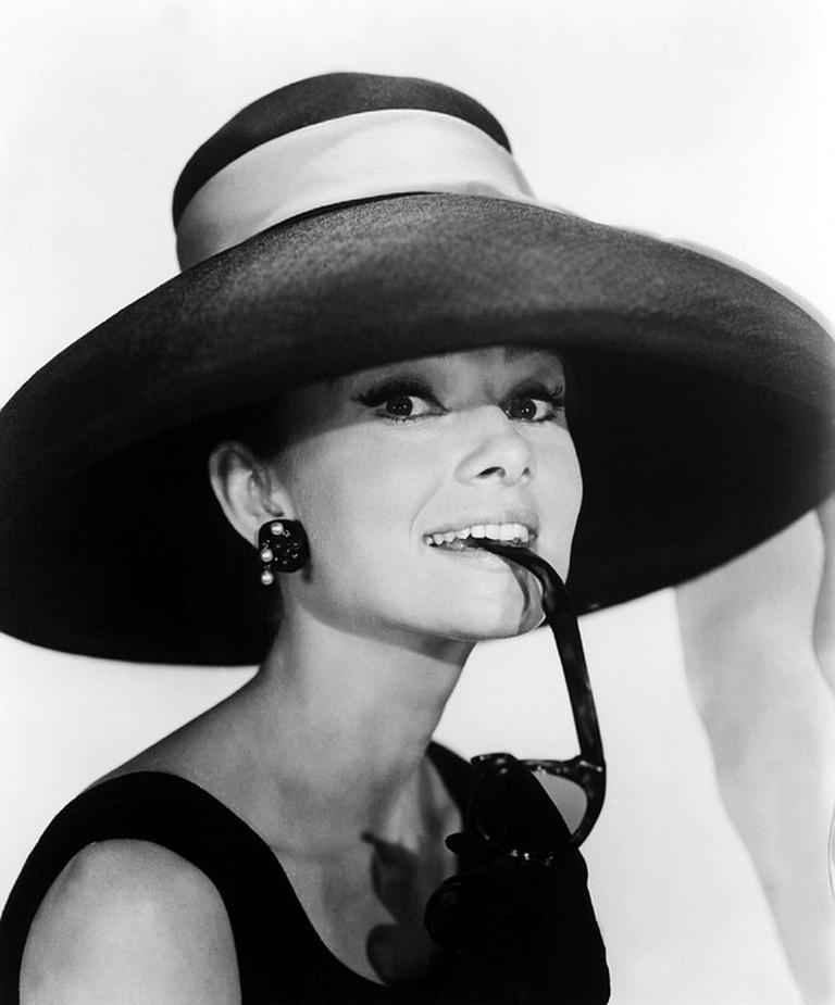 "Audrey Hepburn, ""Breakfast at Tiffany's"", 1961 ©Insomnia Cured Here/Flickr"