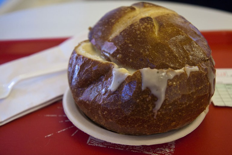 Home of the original sourdough bread bowl