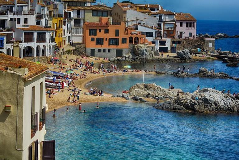Calella de Palafrugell   © Felipoween / WikiCommons