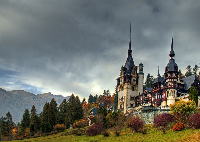 Peles Castle   © TiberiuSahlean/WikiCommons
