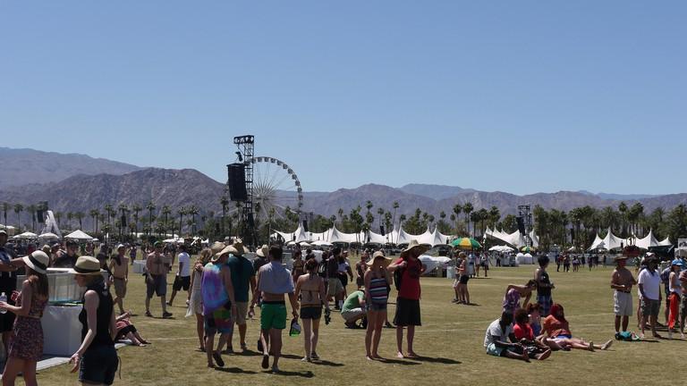 Coachella Valley Music and Arts Festival | © Malcolm Murdoch/Flickr
