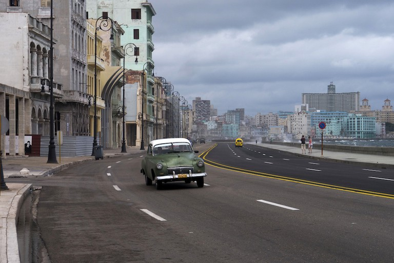 This famous waterfront promenade is one of Havana's most popular areas and an essential stop for anyone traveling through Cuba © Bryan Ledgard / Flickr