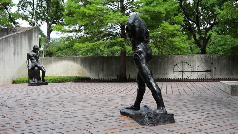 Cullen Sculpture Garden | Courtesy Of Tori Chalmers