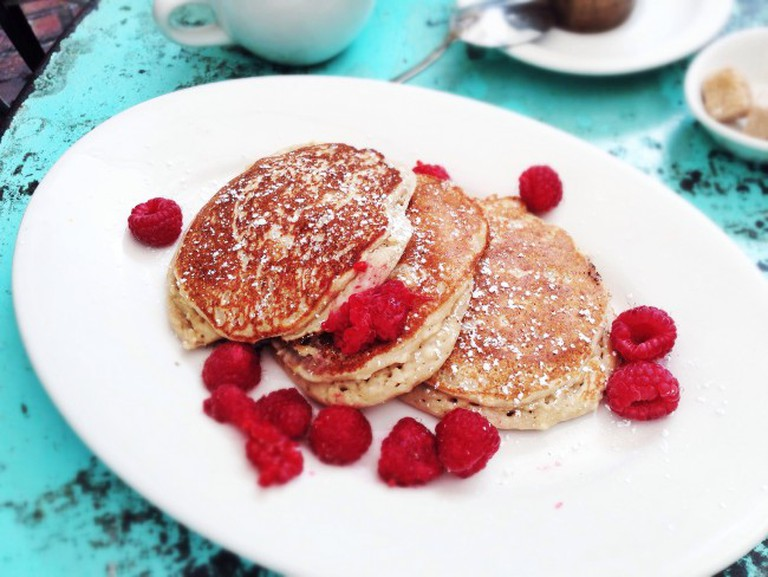Lemon Ricotta Pancakes | ©T.Tseng/Flickr
