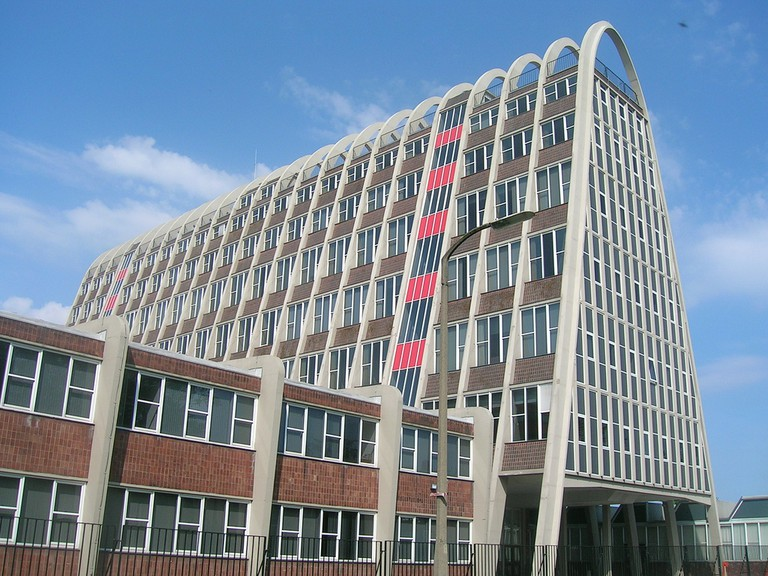 Hollings Building, Manchester