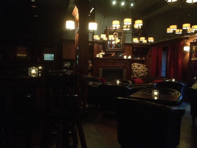 The Lock &Key Interior