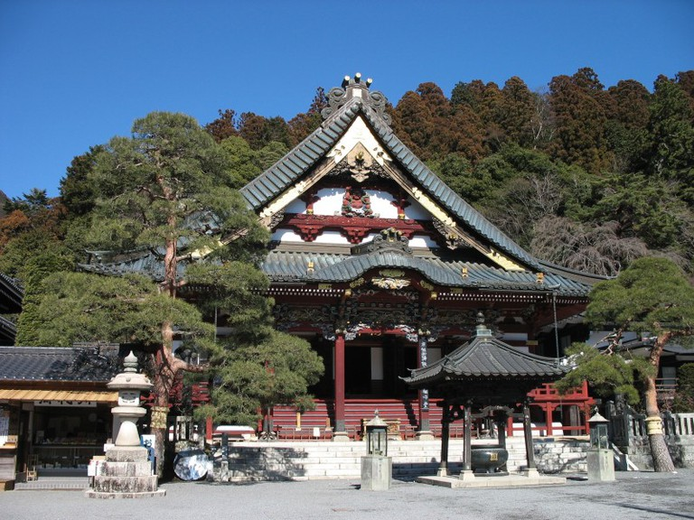 Kuon Ji Temple | (c) 利用者/WikiCommons