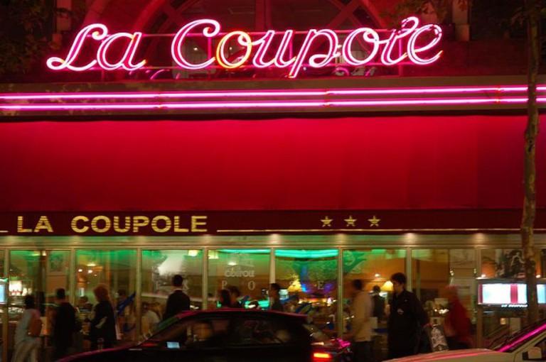 La Coupole Brasserie © Tomoyoshi NOGUCHI l WikiCommons