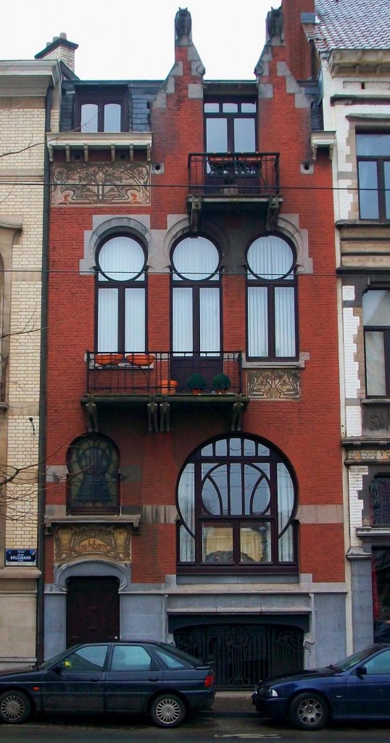 Les Hiboux House|©Rebexho/WikiCommons