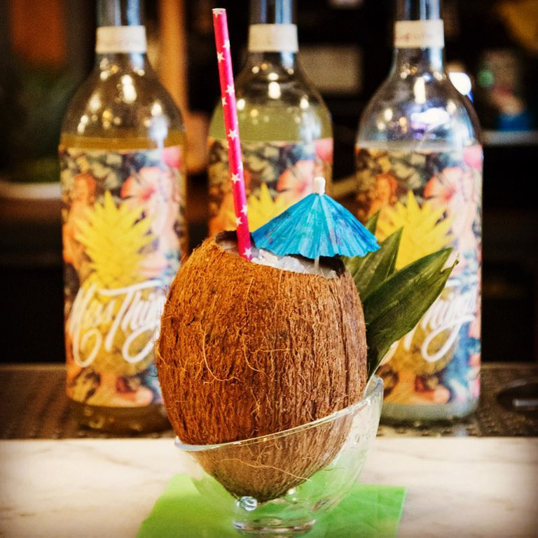 The tropical Fuzzy Wawa from Miss Thing's