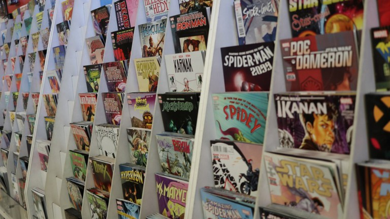 Nan's Games And Comics Too | Courtesy Of Tori Chalmers