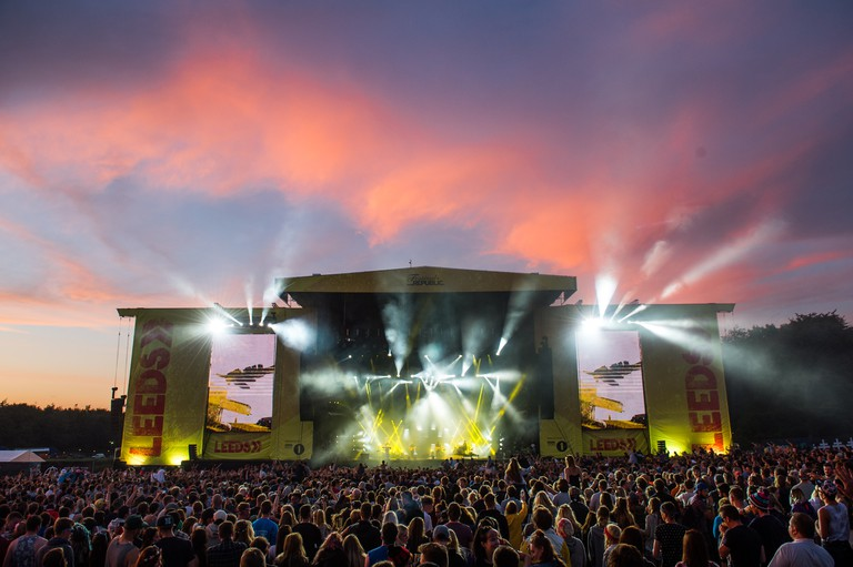 Leeds Festival, 2015 | Courtesy Festival Republic/Photo by Mark Sethi