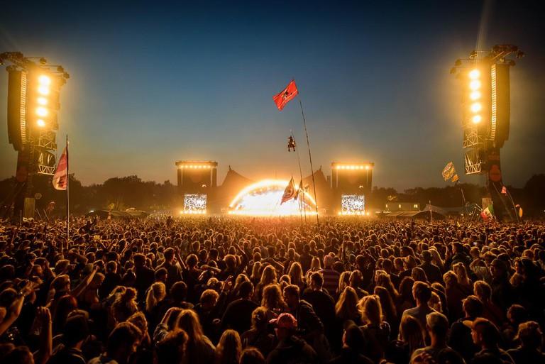 The Orange Stage at Roskilde Festival 2015 | Courtesy Roskilde Festival