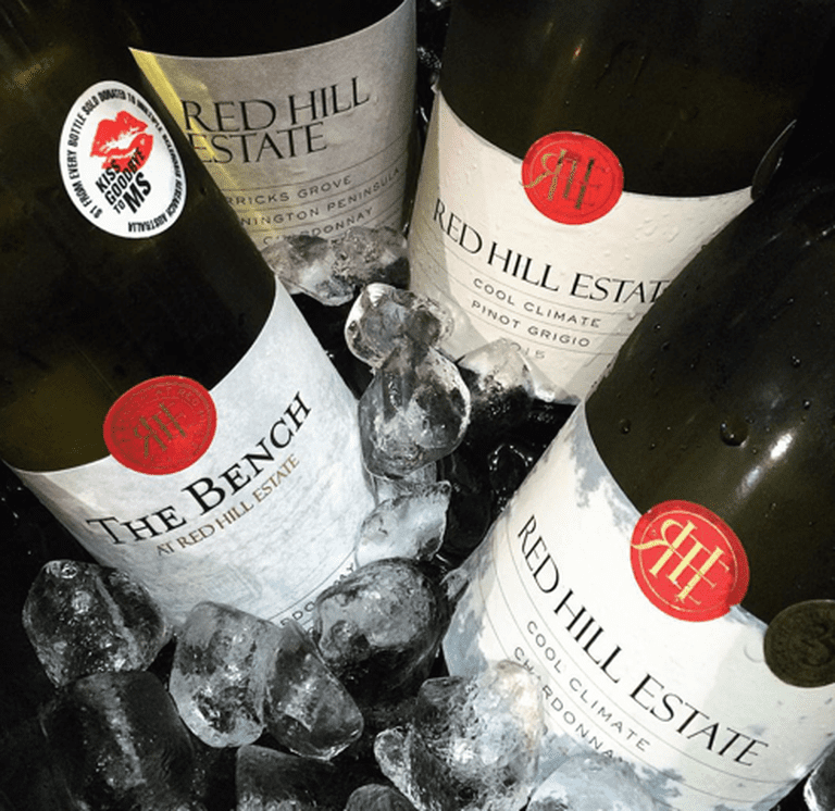 Red Hill Estate have the most chilling of wines | Image courtesy of Red Hill Estate