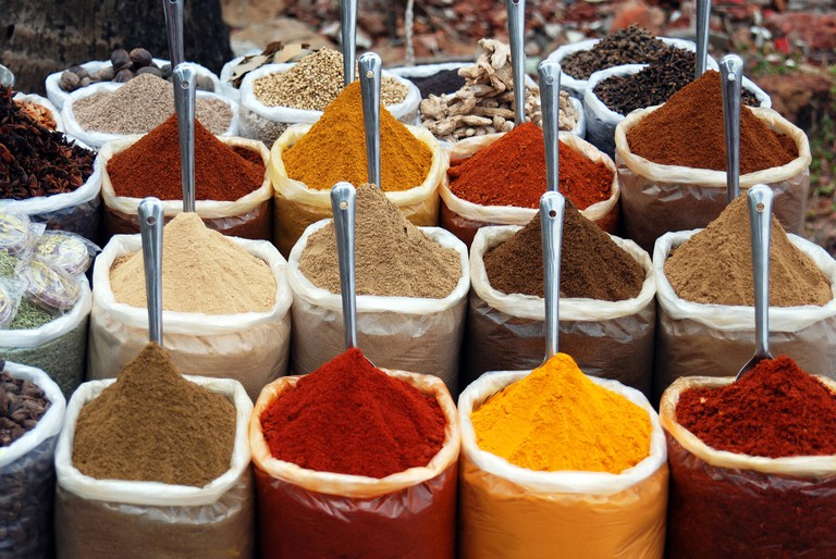 Indian Spices | ©Sara Marlowe/Flickr
