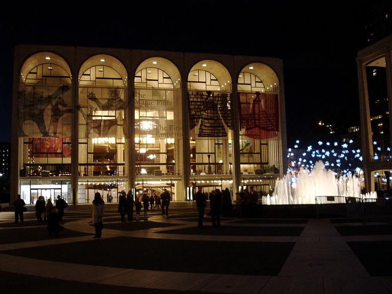 The Metropolitan Opera, New York City | © Gyrobo/Flickr