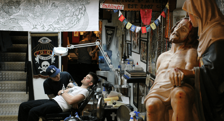 Frith Street Tattoo, London