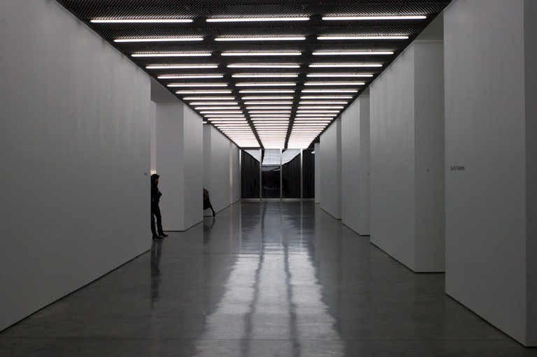 White Cube at Bermondsey, London