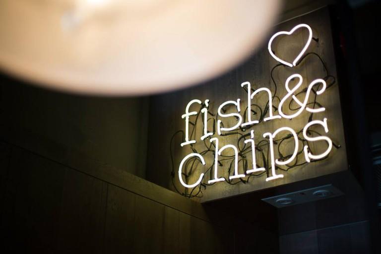 Seasalt-Fish & Chips+ Taco Bar, Mid-Levels