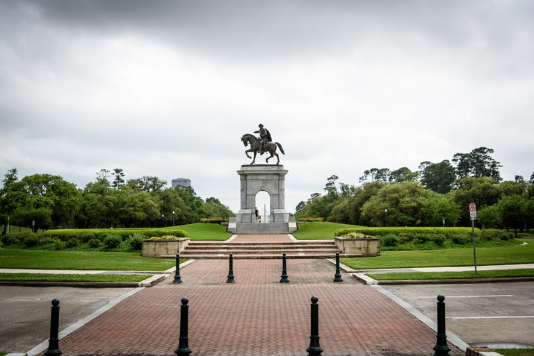 Sam Houston Monument at Hermann Park | © brando.n/Flickr