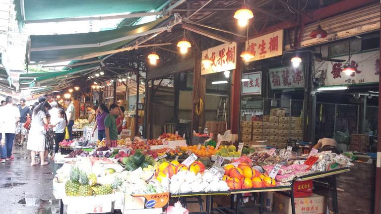 Yau Ma Tei Wholesale Fruit Market, Kowloon